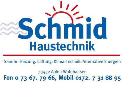 Schmid Haustechnik - Aalen Waldhausen